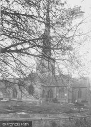 St Mary's Church c.1955, Kidlington