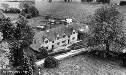 The Alms Houses c.1960, Kidlington