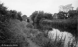 The Canal c.1955, Kidlington