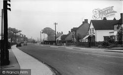 The Corner, Oxford Road c.1955, Kidlington