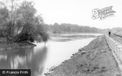 Kidsgrove, Bathpool c.1965