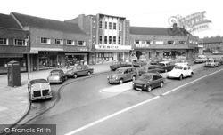 Kidsgrove, Cars c.1970