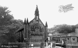 Catholic Church c.1965, Kidsgrove