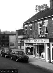 Eric Alcock Ltd, The Avenue c.1965, Kidsgrove