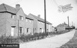 Galleys Bank Housing Estate c.1960, Kidsgrove