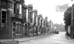 Kidsgrove, Liverpool Road c.1960