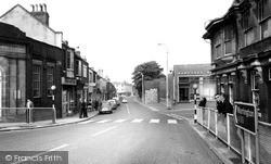 Kidsgrove, Liverpool Road c.1965