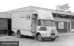 Kidsgrove, Rail Freight Lorry c.1965