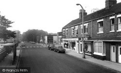The Avenue c.1965, Kidsgrove