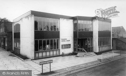 The Library c.1965, Kidsgrove