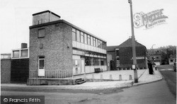The Post Office c.1965, Kidsgrove