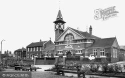 Kidsgrove, Town Hall c.1965
