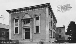 Kidwelly, Capel Sul c.1950