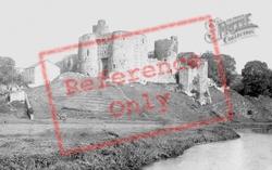 Kidwelly, Castle 1893