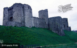 Kidwelly, Castle 1989