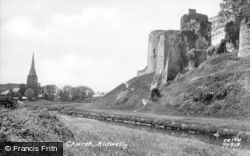 Castle And Church 1925, Kidwelly