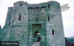 Castle, Entrance 1989, Kidwelly