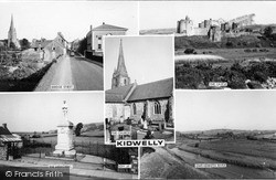 Composite c.1960, Kidwelly