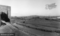 Kidwelly, Gwendraeth River c.1960