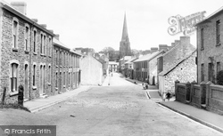 Station Road 1925, Kidwelly