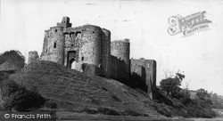 The Castle c.1960, Kidwelly