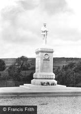 Kidwelly, War Memorial 1925