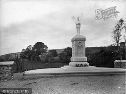 War Memorial 1925, Kidwelly