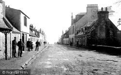Kilbarchan, Main Street 1884