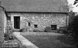 Kilbarchan, Weavers Cottage 1960