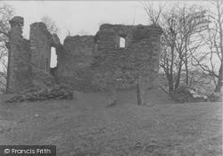 Kilbirnie, Glengarnock Castle 1958