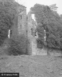 Kilbirnie, Place Castle 1958