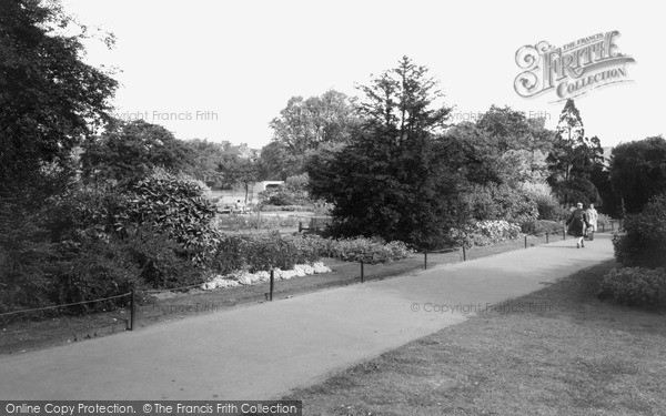 Photo of Kilburn, Grange Park c1965