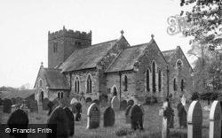 St Mary's Church c.1955, Kilburn