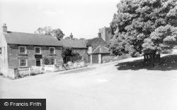 The Square c.1960, Kilburn