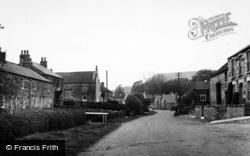 The Village c.1955, Kilburn