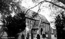 Kilby, Church Of St Mary Magdalene c.1965