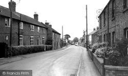 Kilby, Main Street c.1965