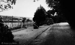 Kildale Hall Drive c.1960, Kildale