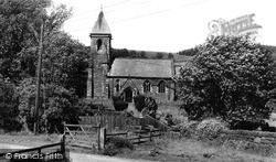 St Cuthbert's Church c.1960, Kildale