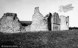 Kildrummy, Castle 1949