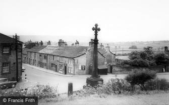 Kildwick, the War Memorial c1960