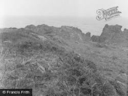 Kilfillan, The Fort At Kilfillan Point 1958