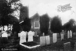 Kilkhampton, Church Of St James The Great 1910