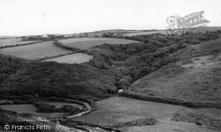 Kilkhampton, Coombe Valley c.1950