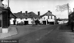 Kilkhampton, Lower Square 1949