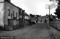 Kilkhampton, Main Street 1949