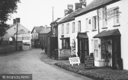 Kilkhampton, Main Street, Bed And Breakfast c.1933