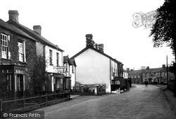 Kilkhampton, Main Street c.1933