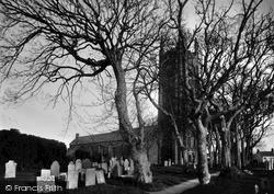 Kilkhampton, The Church c.1933