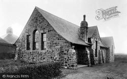 Kilkhampton, The Grenville Room c.1933